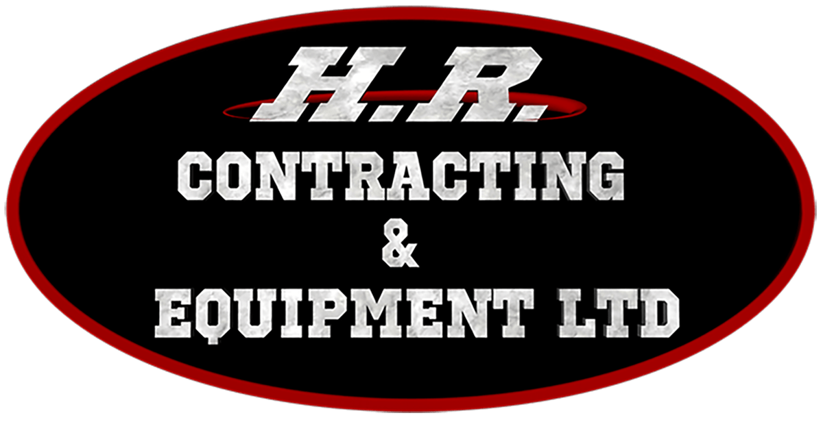 Logo - H.R. Contracting & Equipment